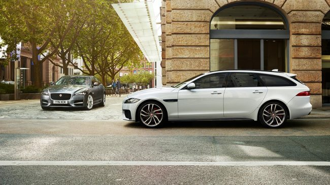 Giá bán xe Jaguar XF 2017 tại Việt Nam